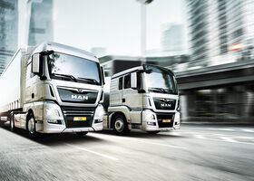 Nieuwe Easy Driver-pakketten voor MAN TGX en TGS